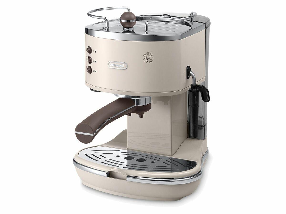 Bild 3 von Delonghi Espresso Siebträgermaschine ECOV311