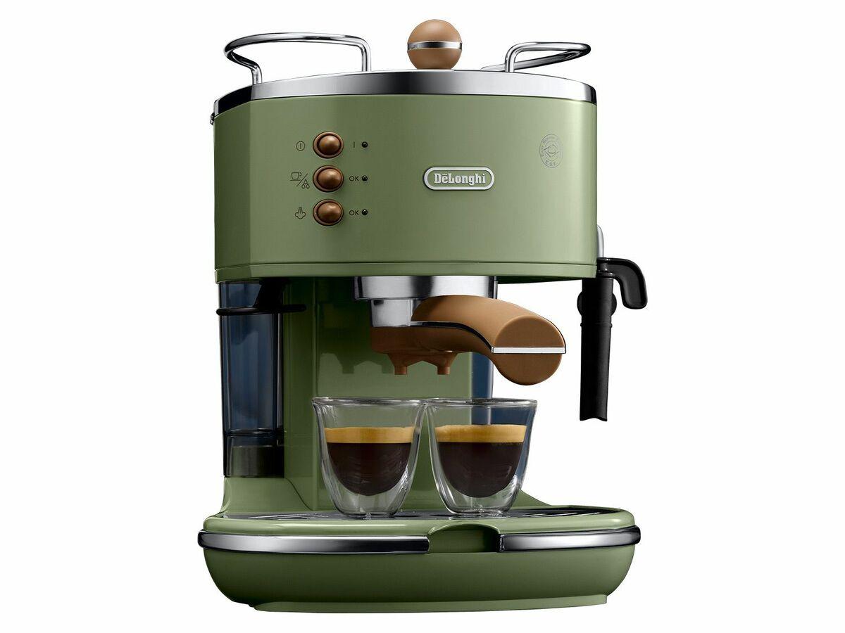Bild 5 von Delonghi Espresso Siebträgermaschine ECOV311