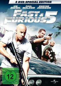 Fast & Furious 5 Special Edition [2 DVDs]