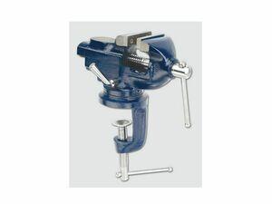 BRÜDER MANNESMANN Drehbarer Klemm - Schraubstock, 50 mm M713-050