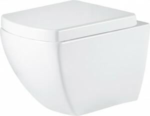 TrendLine WC-Kombination Lucia ,  weiß, inkl. WC-Sitz