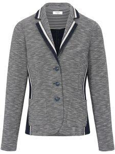 Jersey-Blazer mayfair by Peter Hahn mehrfarbig