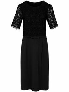 Jersey-Kleid 1/2-Arm Uta Raasch schwarz