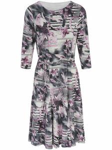Jersey-Kleid 3/4-Arm Peter Hahn mehrfarbig