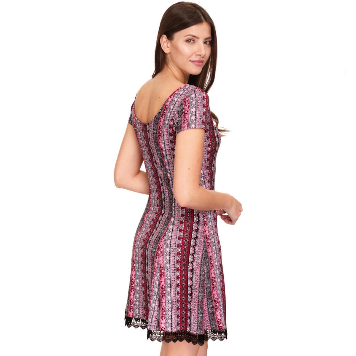 Bild 3 von Damen Kleid mit Spitze