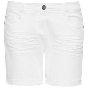 Damen Shorts mit fixierten Umschlägen