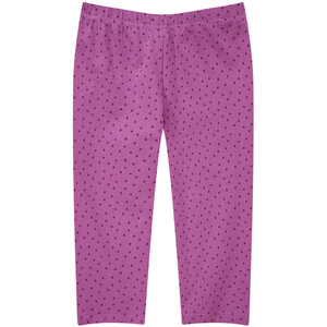 Mädchen Capri-Leggings mit Punkten-Allover