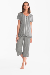 The Lingerie         Pyjama - gepunktet