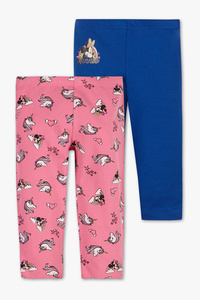 Minnie Maus - Capri-Leggings - 2er Pack
