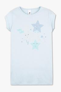 Palomino         Nachthemd - Glanz Effekt
