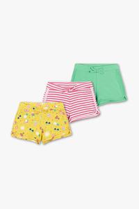Palomino         Shorts - Bio-Baumwolle - 3er Pack
