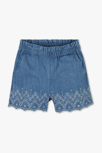 Palomino         THE SHORT JEANS - Bio-Baumwolle