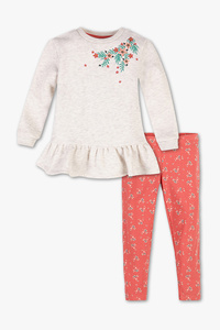 Palomino         Set - Sweatshirt und Leggings - 2 teilig