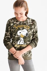 Peanuts - Sweatshirt - Glanz Effekt