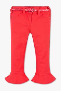 Palomino         Jeans mit Gürtel