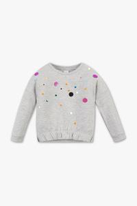 Palomino         Sweatshirt - Glanz Effekt