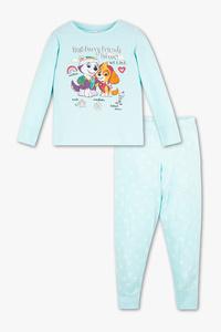 Paw Patrol - Pyjama - Bio-Baumwolle - 2 teilig