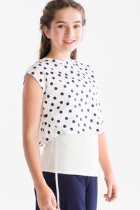 Smart & Pretty         Bluse mit Top