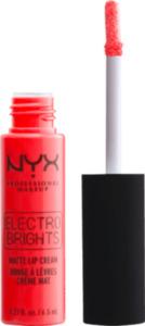 NYX PROFESSIONAL MAKEUP Lippenstift Electro Brights Matte Lip Cream Atlanta 01