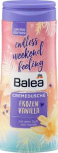 Balea Cremedusche endless weekend feeling