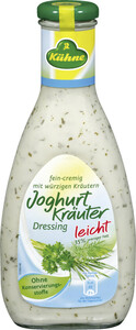Kühne Joghurt Kräuter Dressing Leicht 500 ml