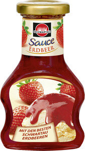 Schwartau Sauce Erdbeere 125 ml