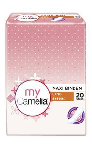 My Camelia Maxi Binden lang 20 Stk