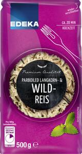 EDEKA Parboiled Langkorn- & Wild-Reis 500 g