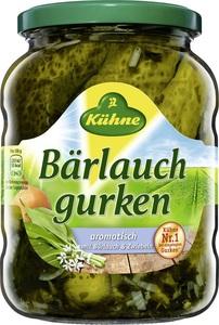 Kühne Bärlauch Gurken 670 g