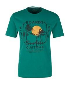 s. Oliver - Shirt mit Print