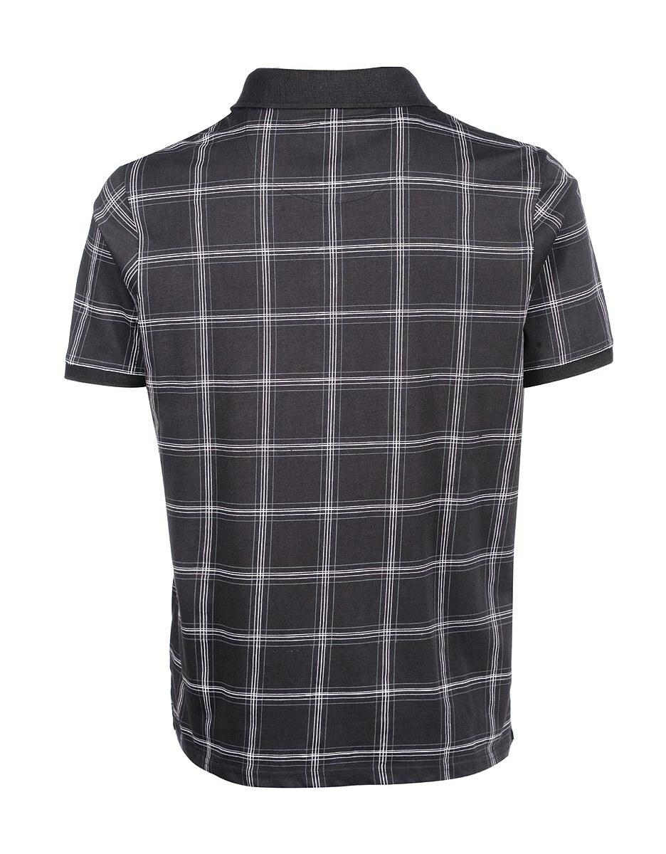 Bild 2 von Bexleys man - Poloshirt, kurzarm, kariert