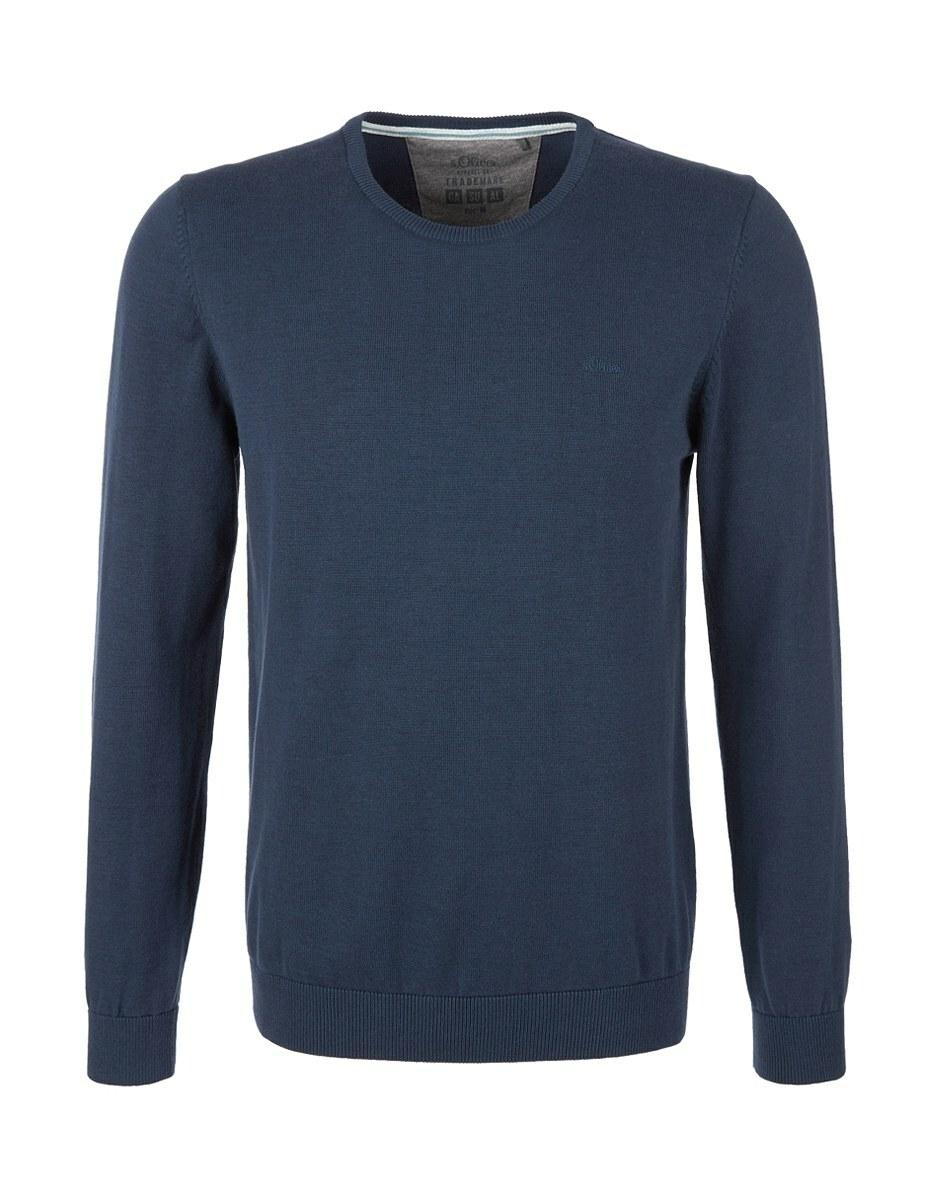 Bild 1 von s. Oliver - Basic-Pullover
