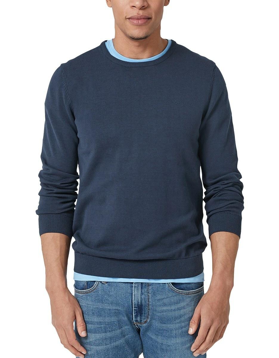 Bild 2 von s. Oliver - Basic-Pullover