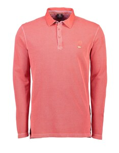 Lerros - Langärmliges Piqué-Poloshirt