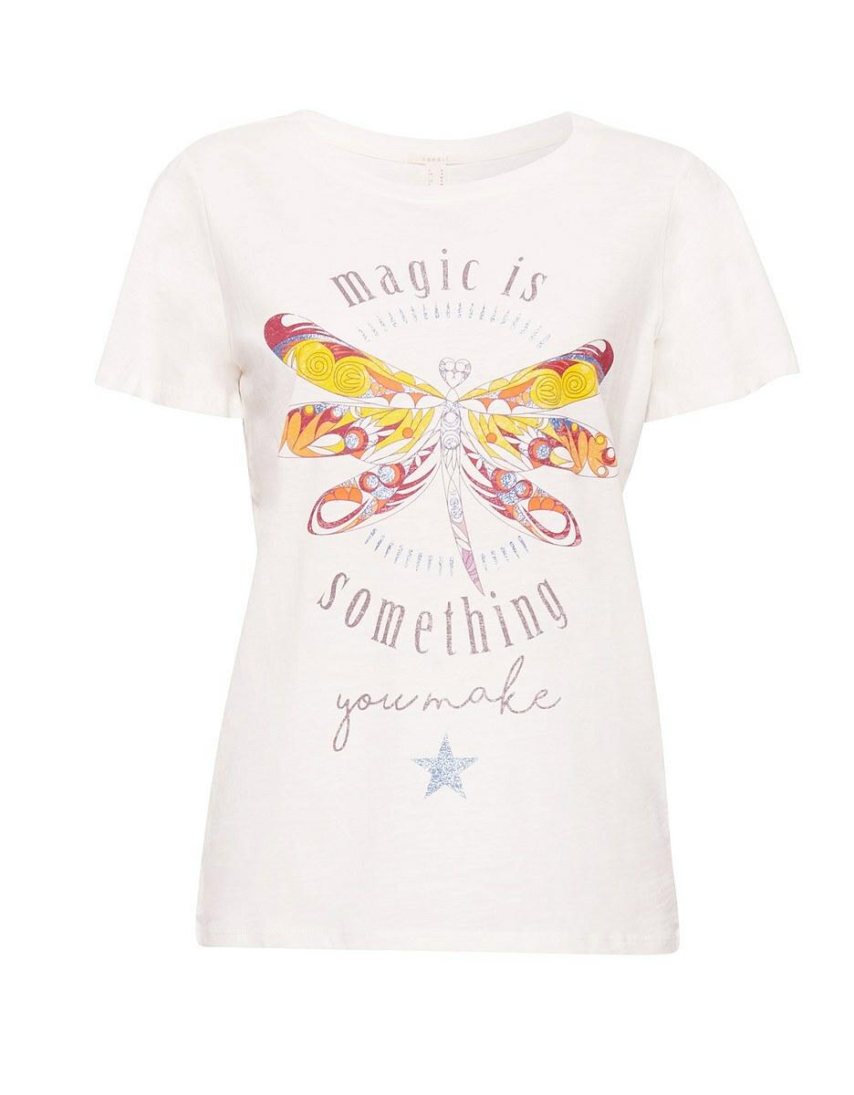 Bild 1 von Esprit - T-shirt mit buntem Print