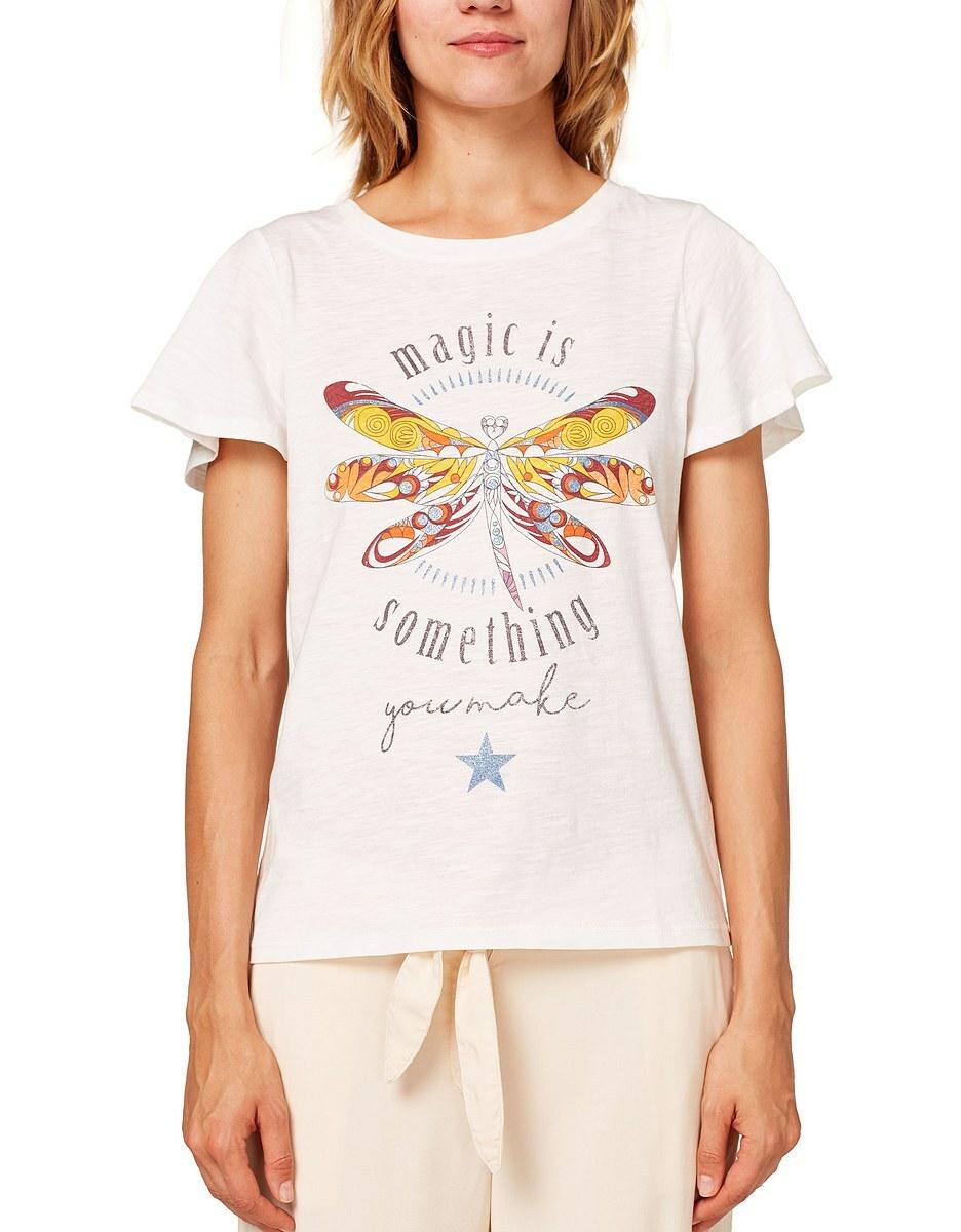 Bild 2 von Esprit - T-shirt mit buntem Print