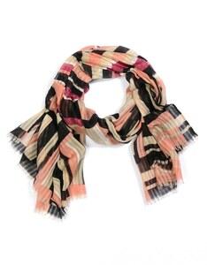 My Own - gemusterter Struktur-Schal