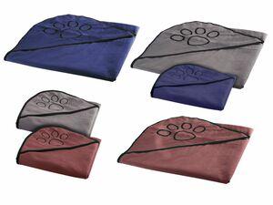 ZOOFARI® Haustier-Handtuch 70x140 cm / 40x80 cm