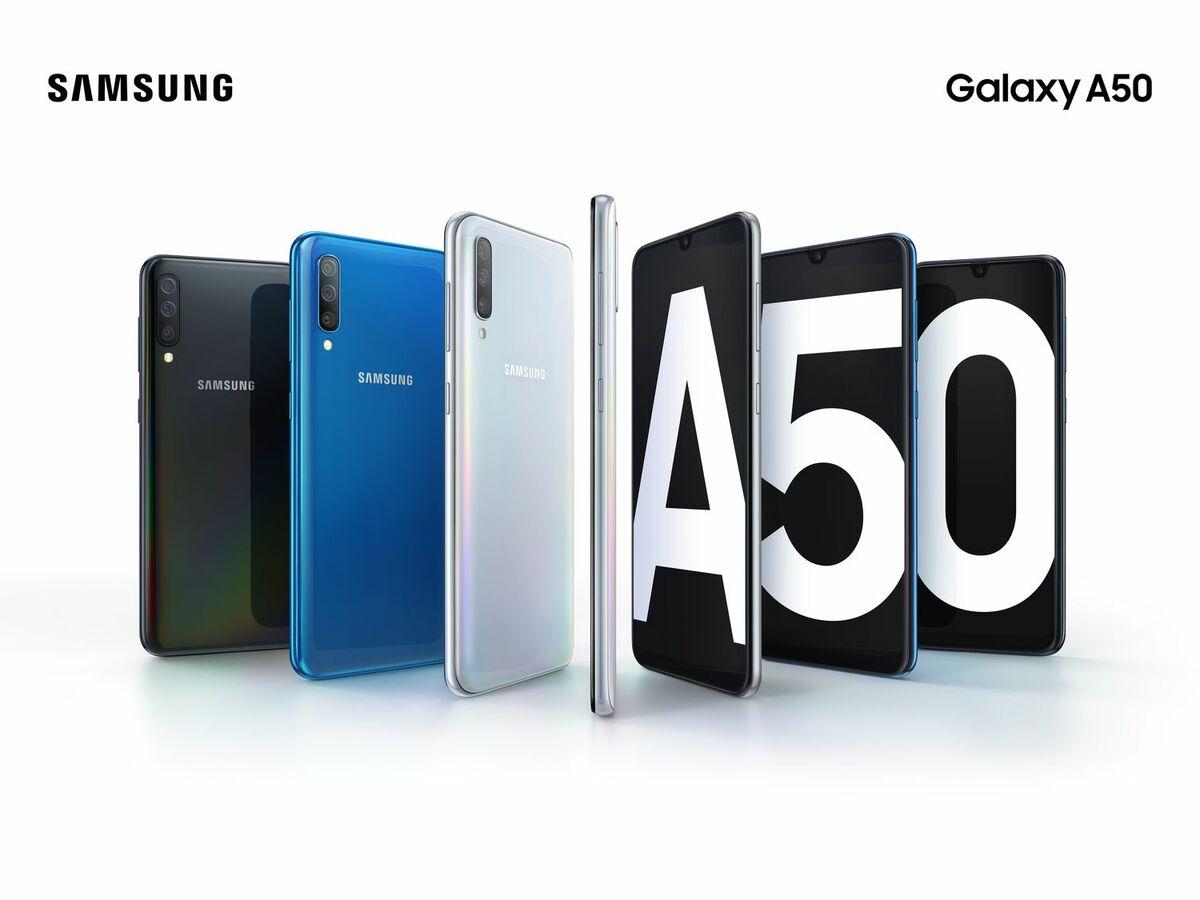 Bild 1 von SAMSUNG Smartphone Galaxy A50