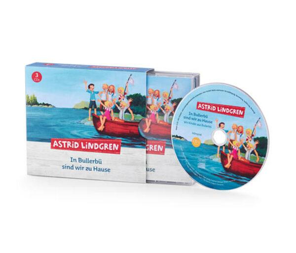 CD-Box »In Bullerbü sind wir zu Hause«