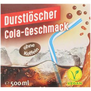 Durstlöscher Cola