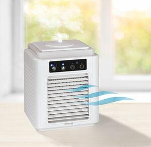 EASYmaxx Klimagerät mit 3-in-1-Funktion, ca. 17x17x21cm