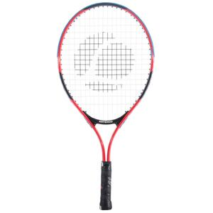 Tennisschläger TR130 21´´ besaitet Kinder rot