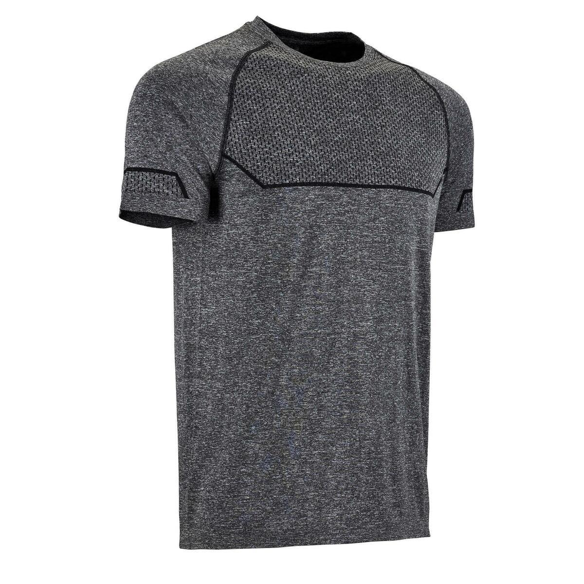 Bild 1 von T-Shirt Seamless Fitness Cardio Herren grau