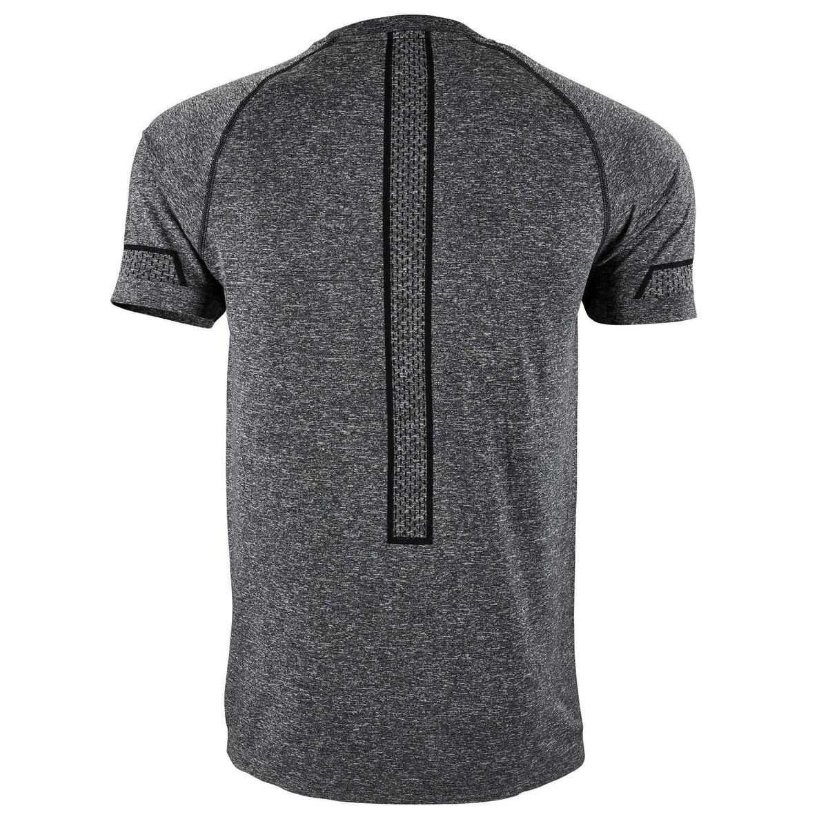 Bild 3 von T-Shirt Seamless Fitness Cardio Herren grau