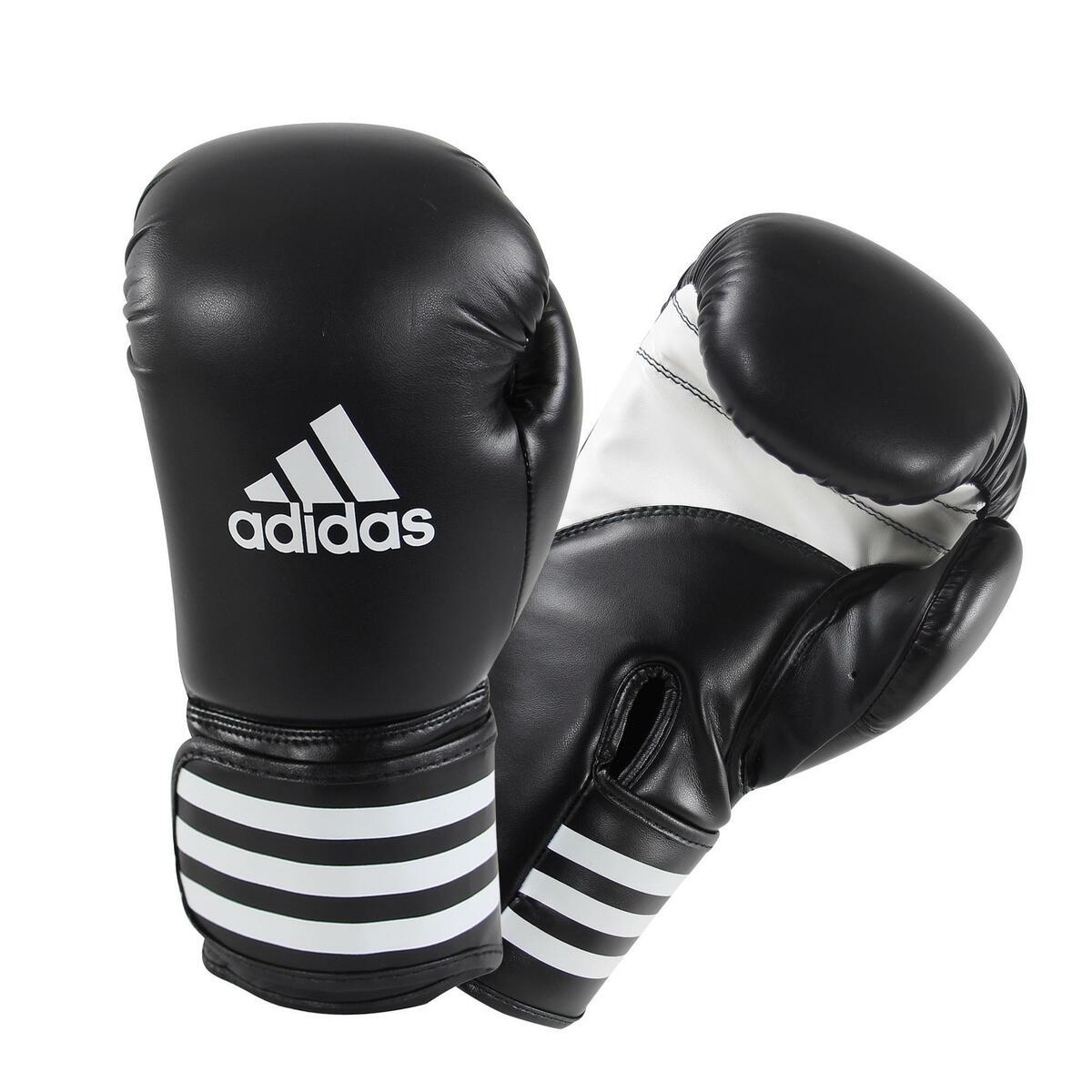 Bild 1 von Boxhandschuhe KPower 100 Fortgeschrittene schwarz
