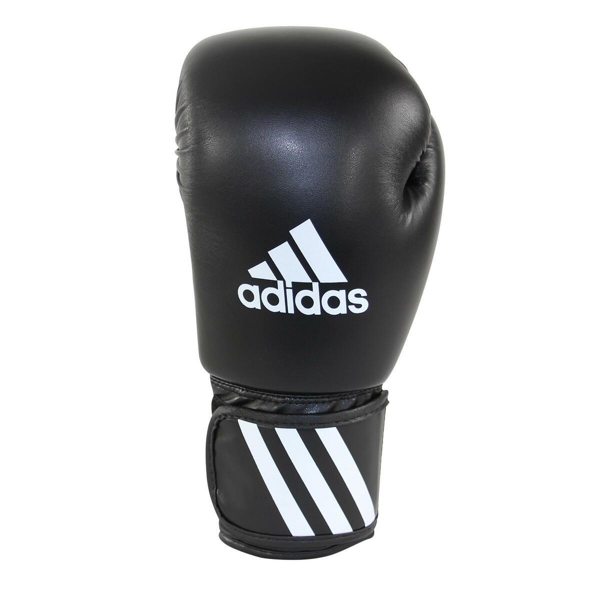 Bild 2 von Boxhandschuhe KPower 100 Fortgeschrittene schwarz