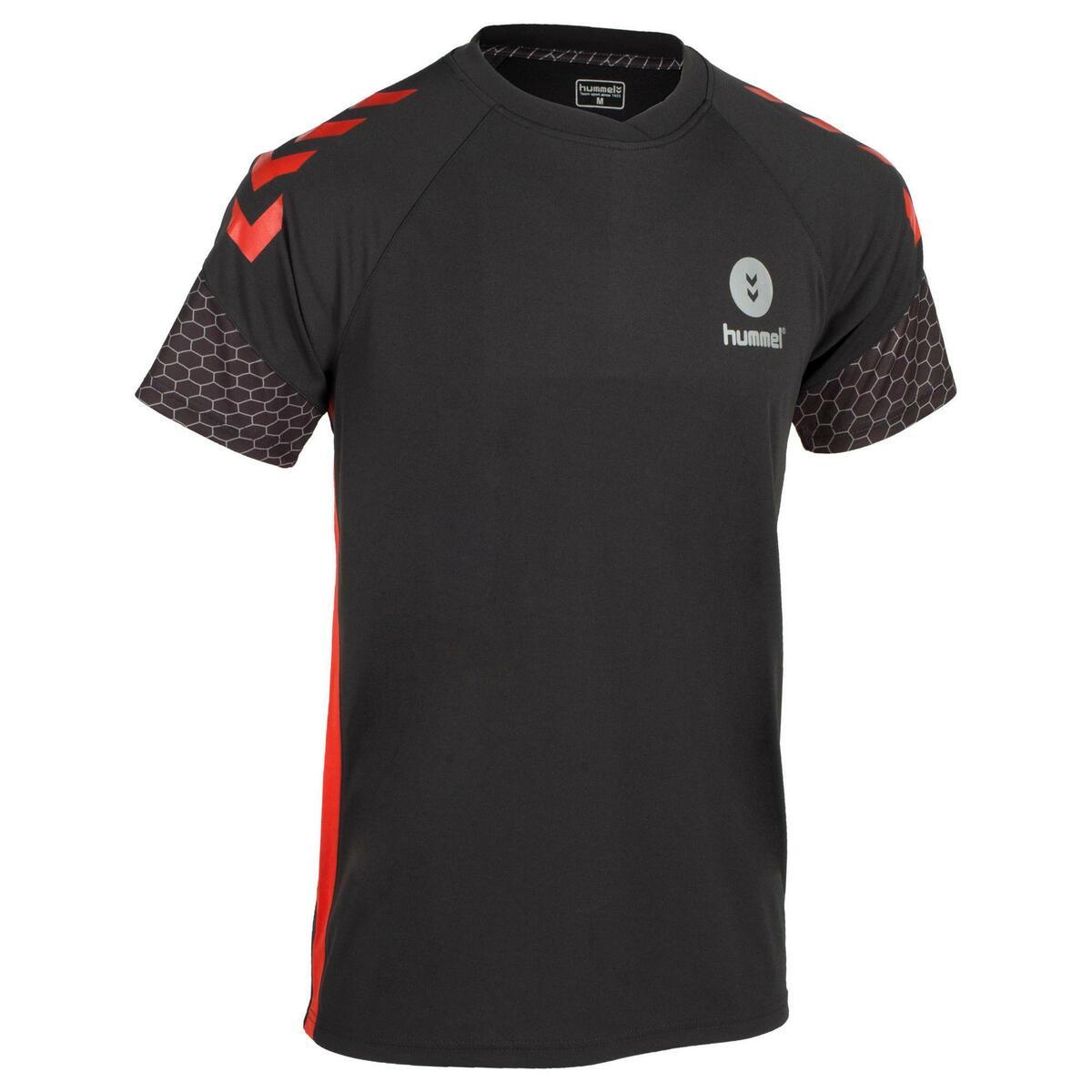 Bild 1 von Handballtrikot Herren grau/rot