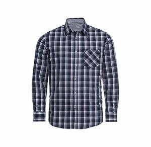 Reward classic Herren-Hemd mit trendiger Brusttasche