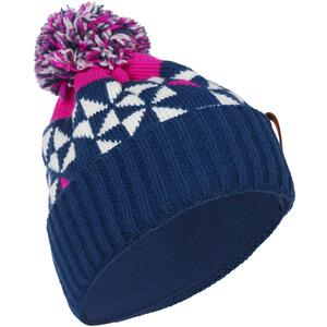 Skimütze Grand Nord Erwachsene marineblau/rosa